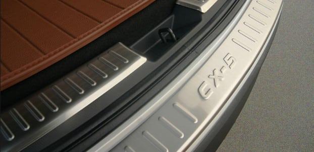 Накладка в багажник Mazda CX 5