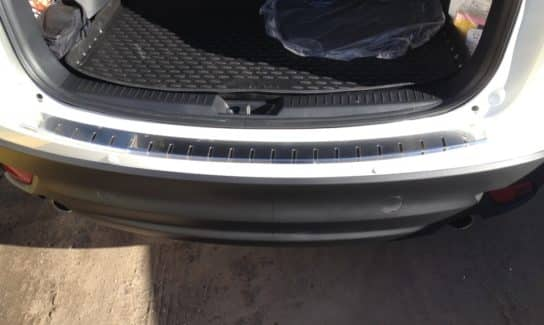 Накладка заднего бампера Mazda CX 5