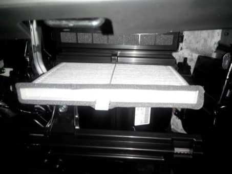 Салонный фильтр Мазда СХ 5