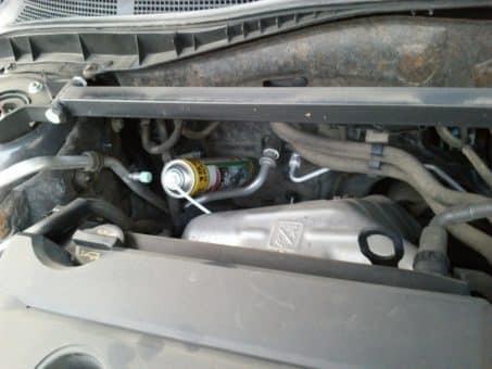 Автокондиционер в Mazda