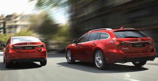 Новая Mazda 6 2017