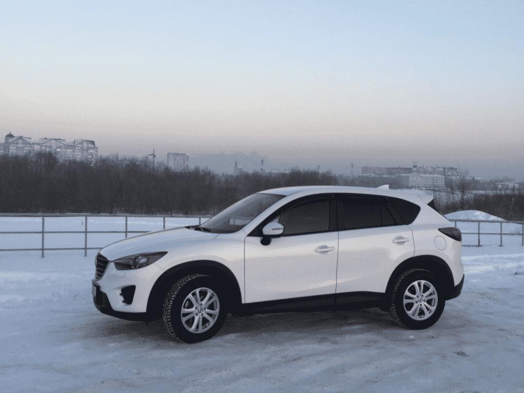 Реальный расход топлива Mazda CX 5