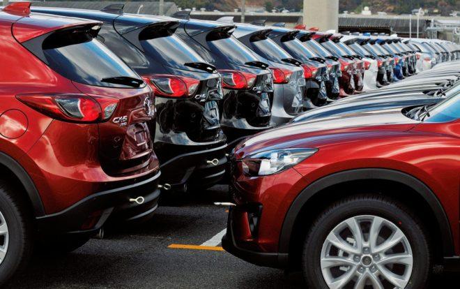 Где собирают Mazda CX 5