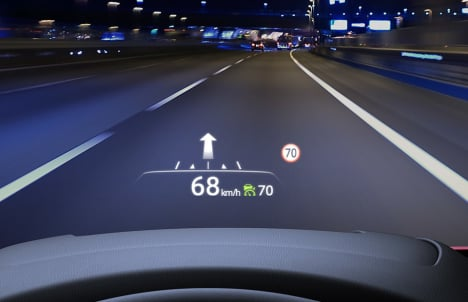 Система распознавания дорожных знаков