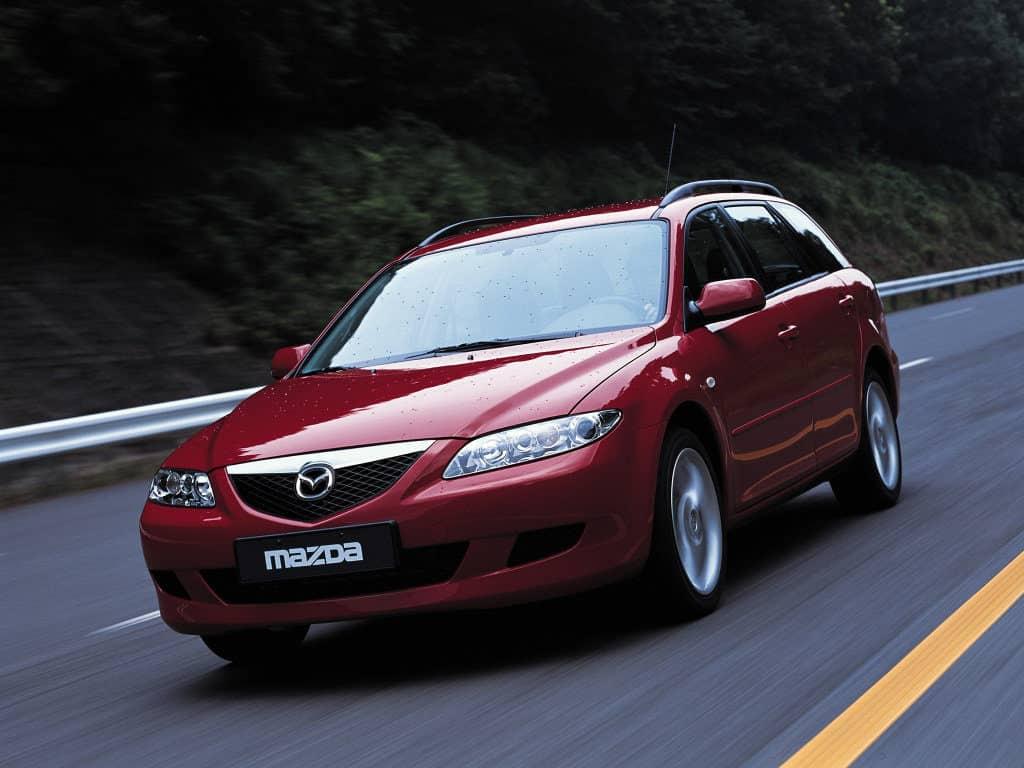 Разгон Mazda 6 2002-2005