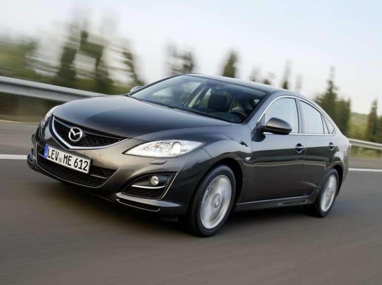 Разгон Mazda 6 2008-2010