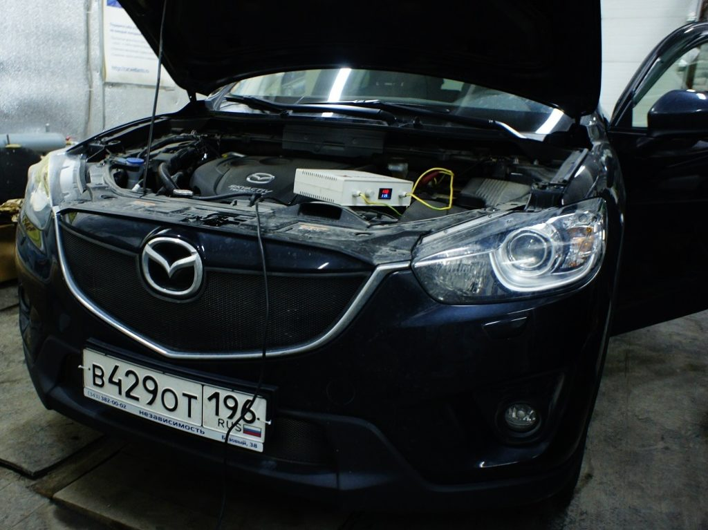 Tuning Mazda CX 5