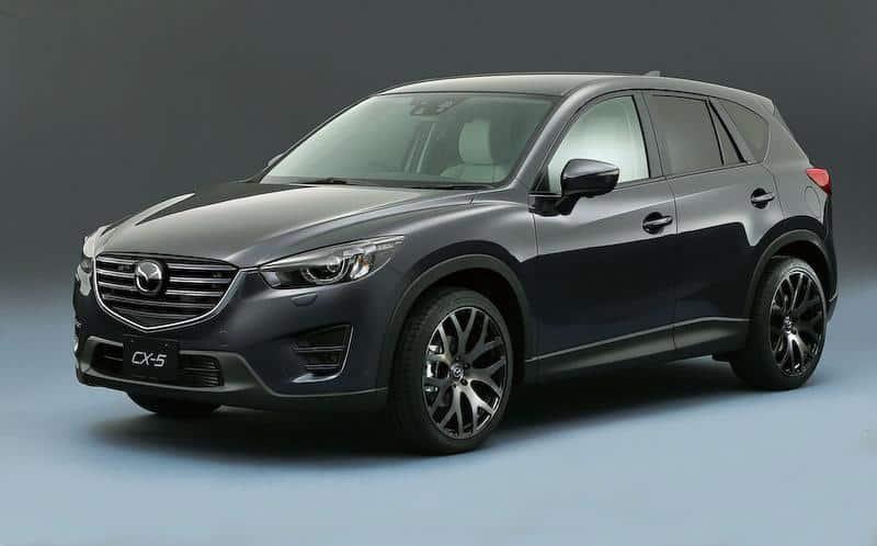 тюнинг Mazda CX 5 2017