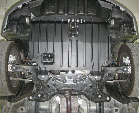 защита картера Mazda 3