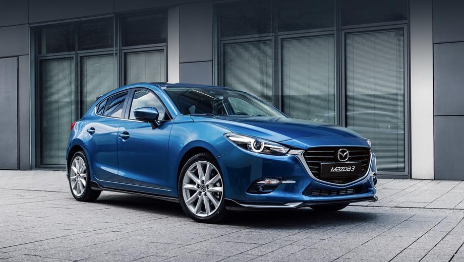 Mazda 3 в новом кузове