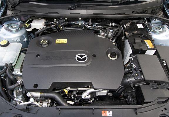 Мазда 3 троит двигатель