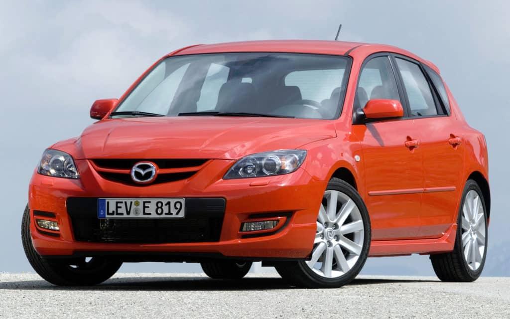 обзор Mazda 3