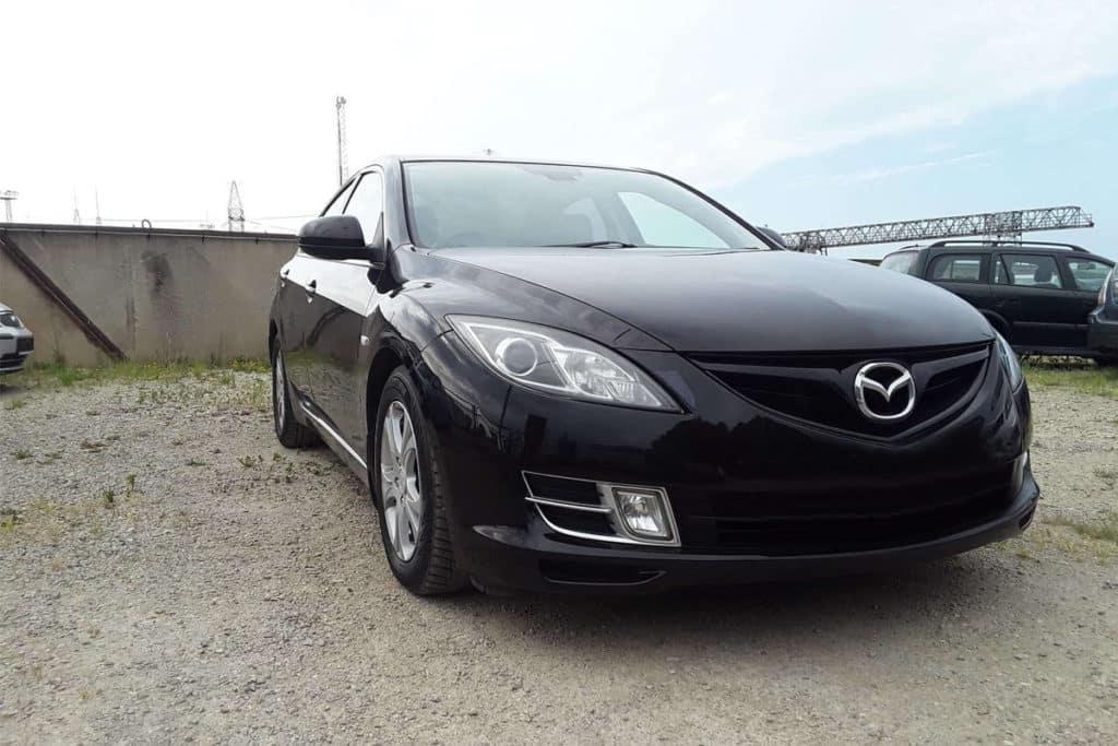 выкуп подержанных авто Mazda
