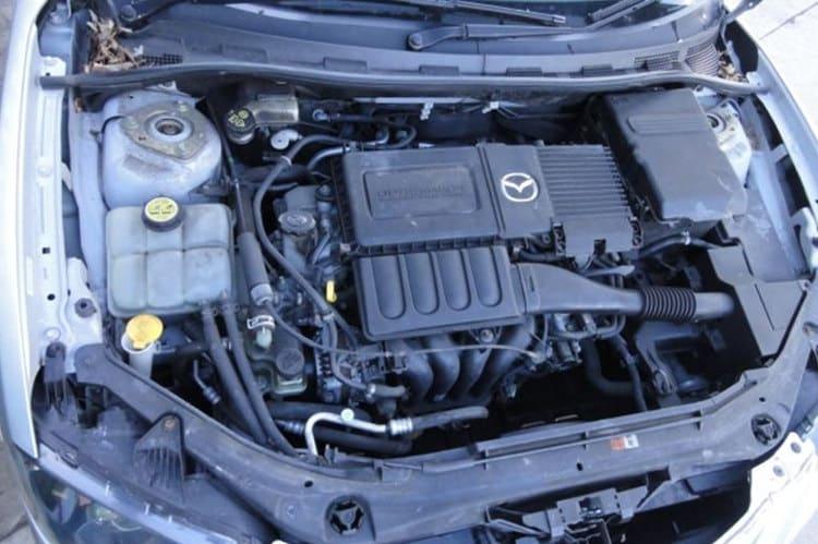 Мотор Мазда 3 1,6 Z6