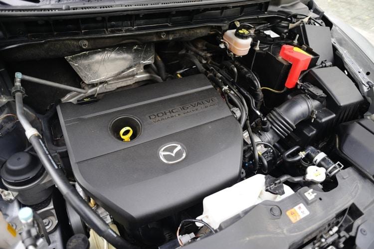 двигатель Mazda СХ-7