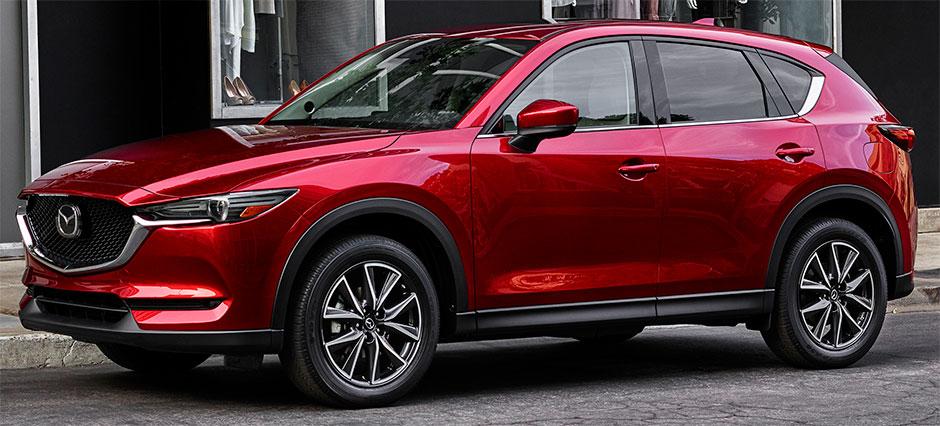 клиренс у Mazda CX 7