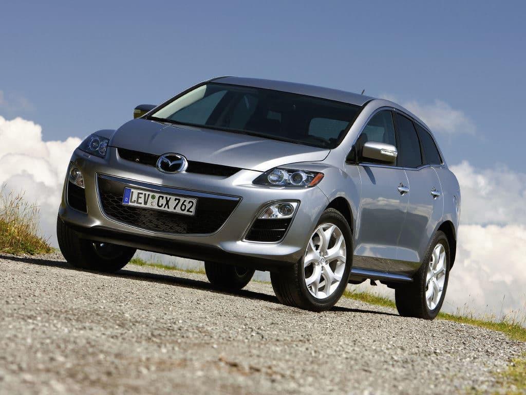 клиренс Mazda