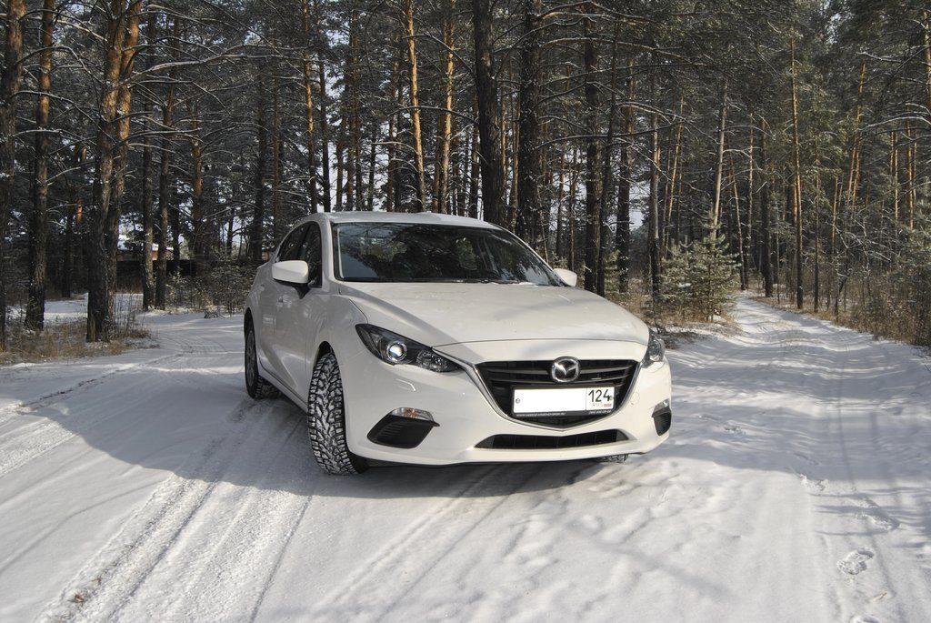 техобслуживание Mazda 3