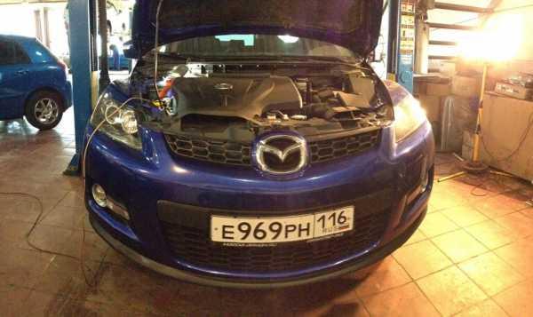 Лямбда-зонд Mazda CX-7