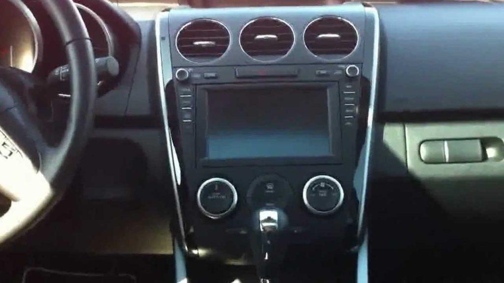 магнитола Mazda CX-7