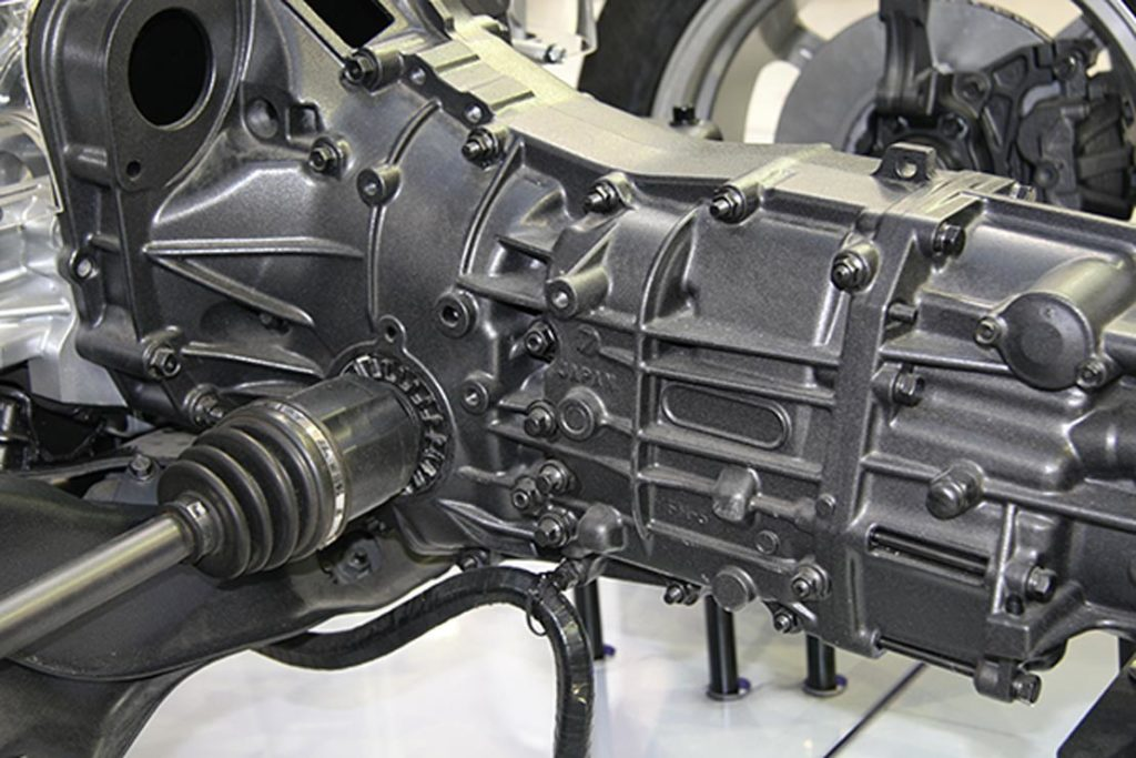 Масло для Mazda CX-7 в АКПП