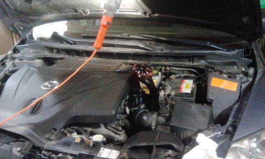 какое масло лить в Мазду CX-7