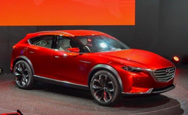Нью Mazda CX-7 2018 года