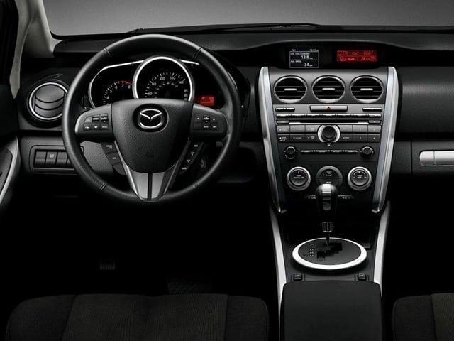 Салон Mazda CX 7