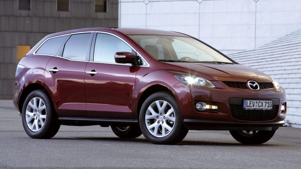 Mazda CX-7 с пробегом