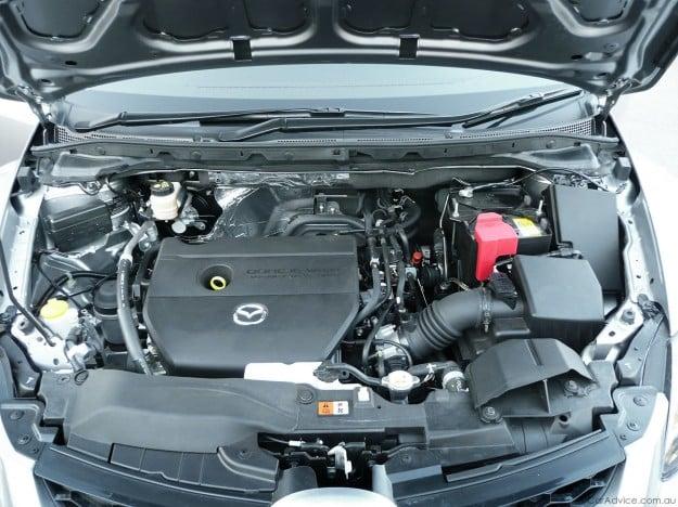Двигатель Мазда СХ 7