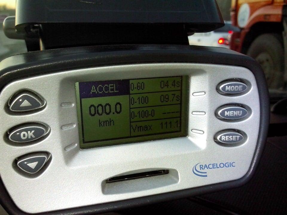 Диагностический экран чип-тюнинга Mazda 3