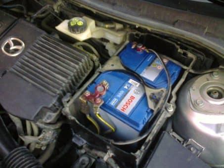 Уход за аккумуляторной батареей