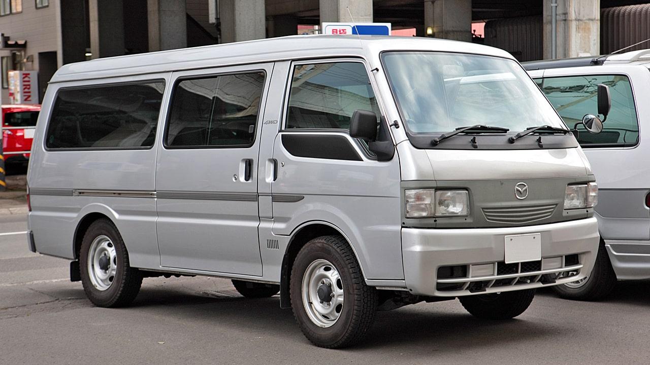 Мазда Бонго: Малолитражный японский трудяга