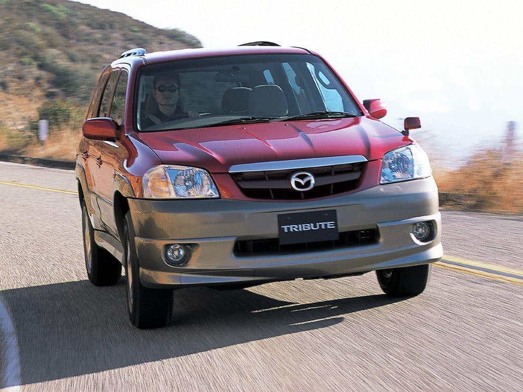 Mazda Tribute 2007