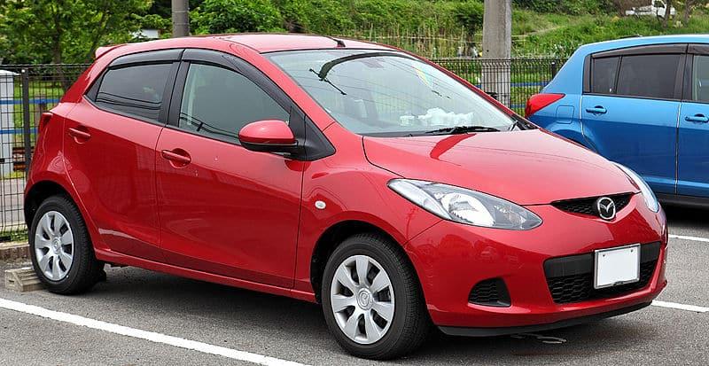 Mazda Demio (DY) 04.2005 – 06. 2007