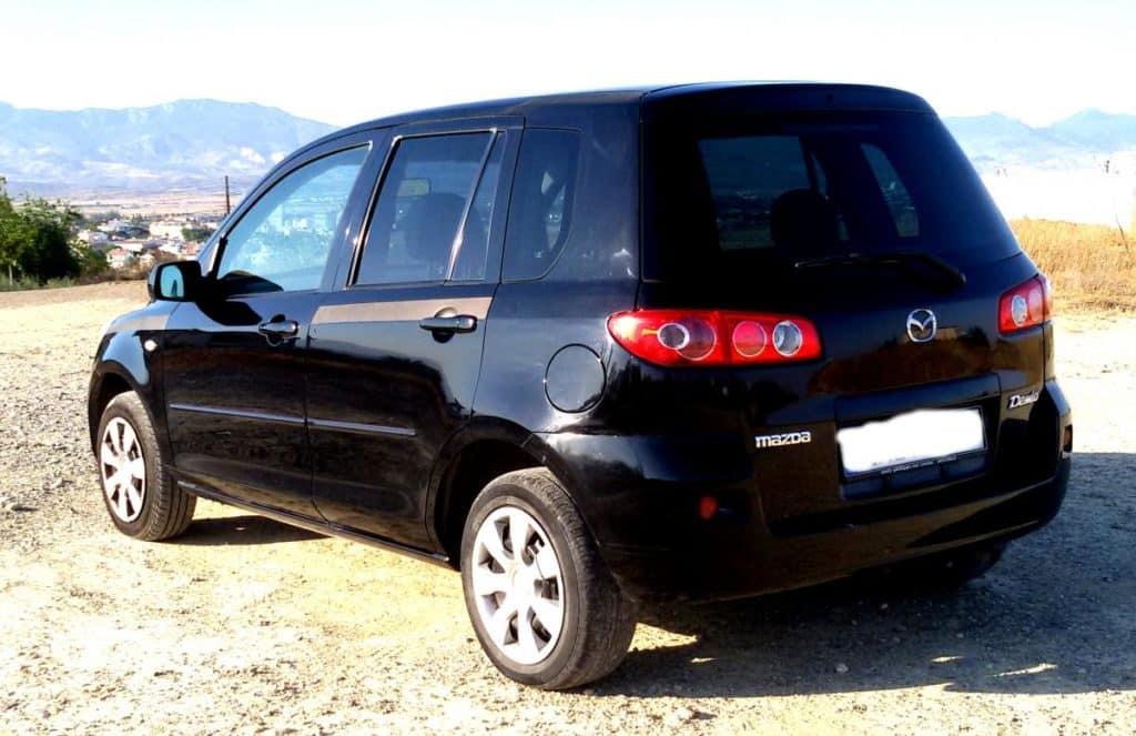 Mazda Demio (DЕ) 07.2007 – 05. 2011 - 3