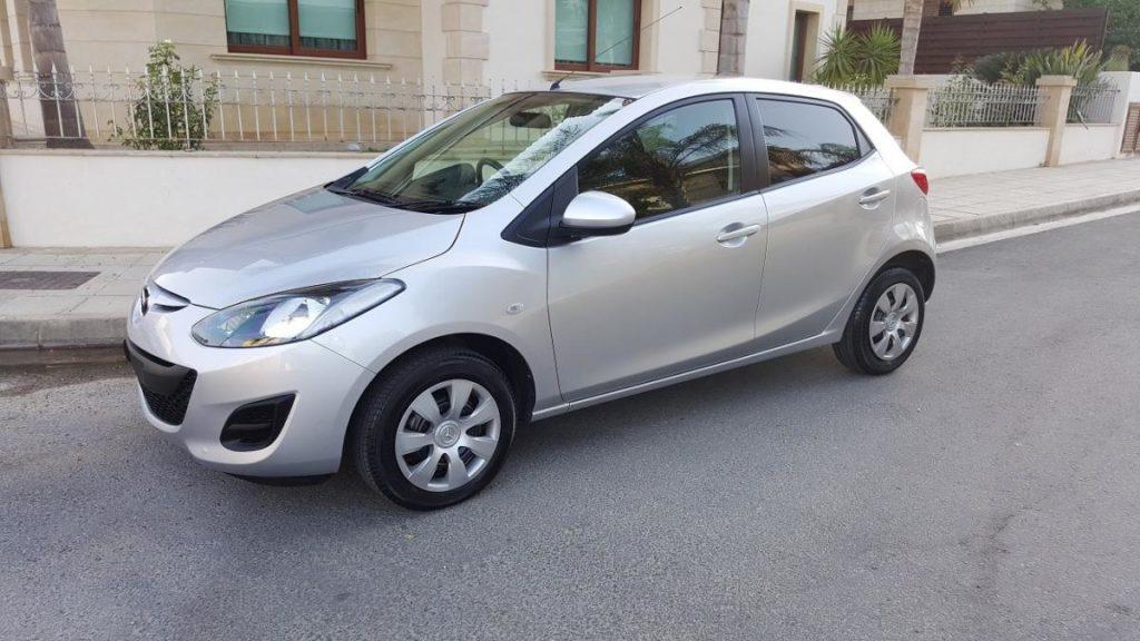 Mazda Demio (DЕ) 06.2011 – 08. 2014