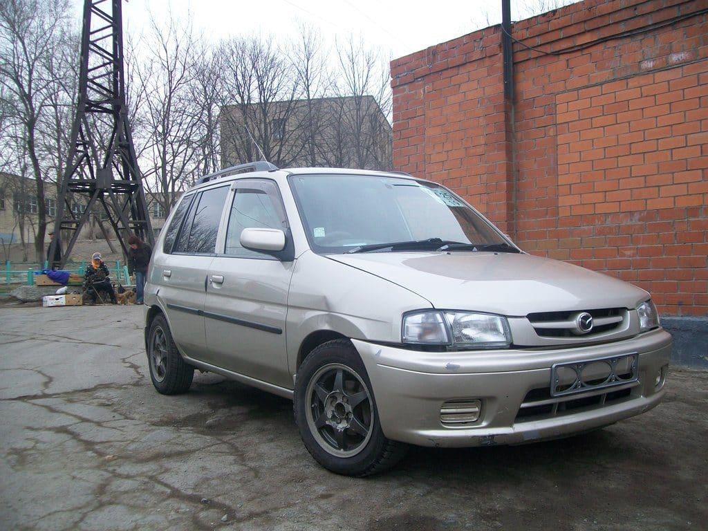 Mazda Demio (DW) 12.1999 – 07. 2002 - 1