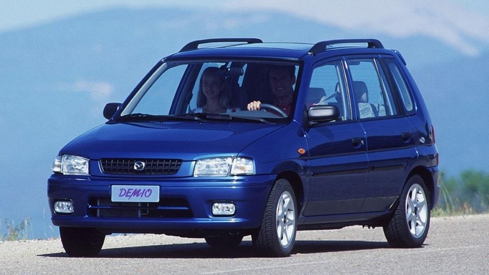 Отзывы о Mazda Demio (DW) 08.1996 – 11.1999