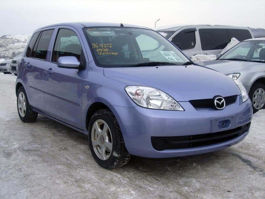 Отзывы о Mazda Demio (DY) 04.2005 – 06.2007