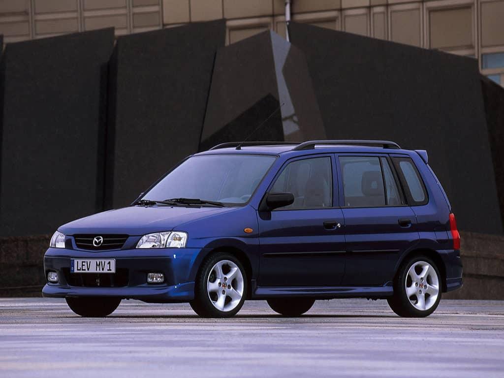 Отзывы о Mazda Demio (DE) 07.2007 – 05.2011
