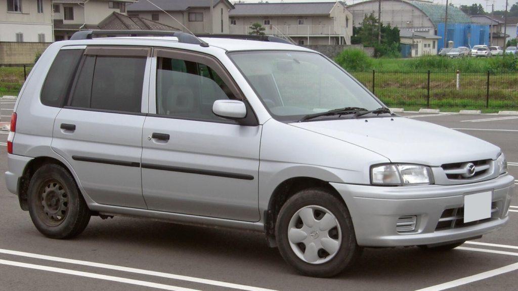Отзывы о Mazda Demio (DY) 08.2002 - 03.2005