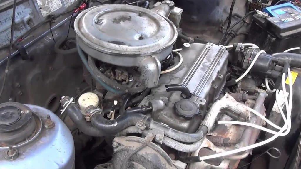 Мазда 626 GE двигатель