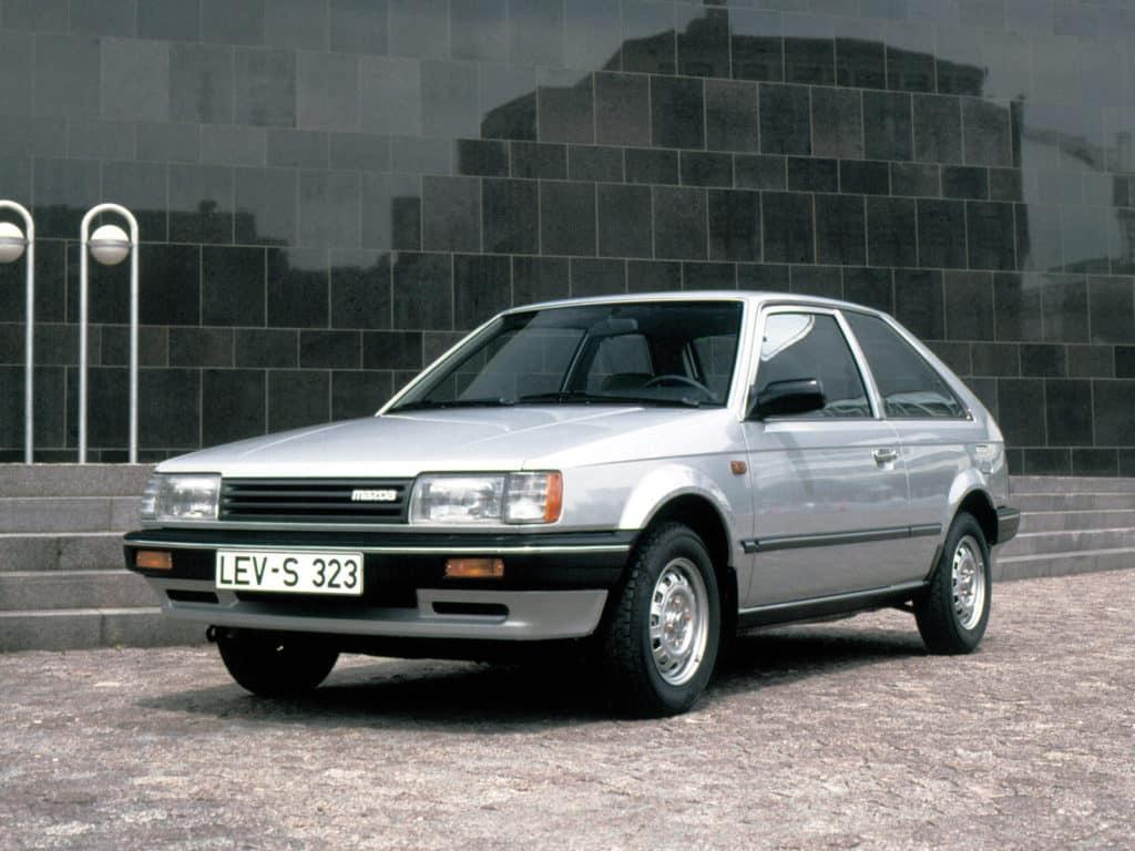 Мазда 323 III (BF) 1985 – 1993