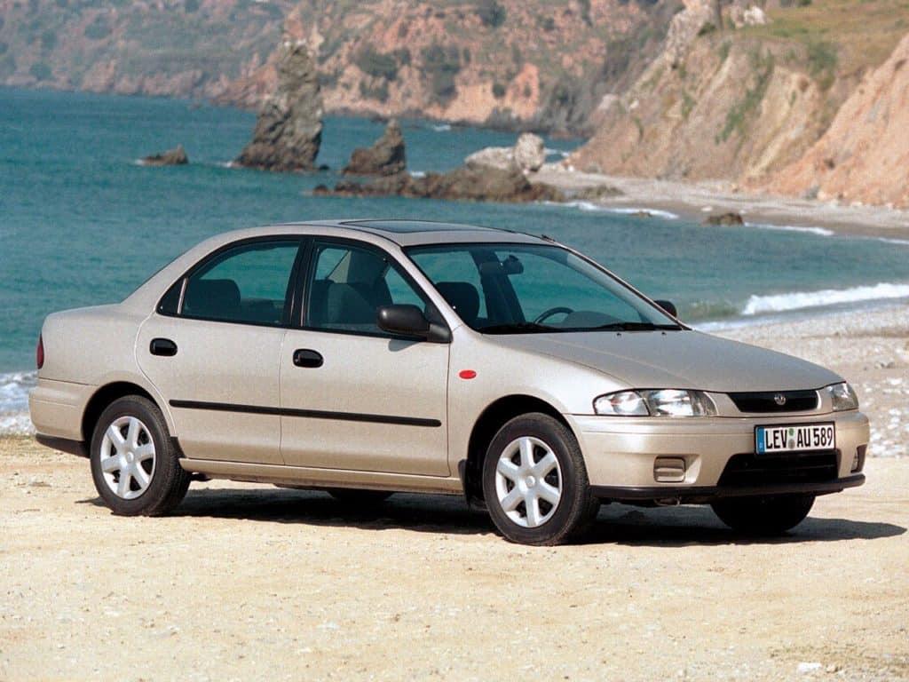 Мазда 323 V (BA) 1994-2000