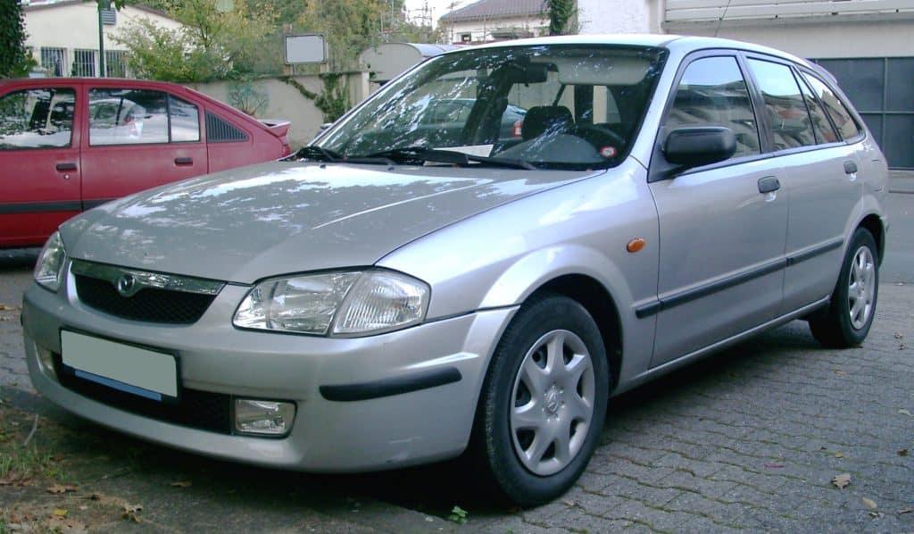 Мазда 323 VI (BJ) 1998-2000