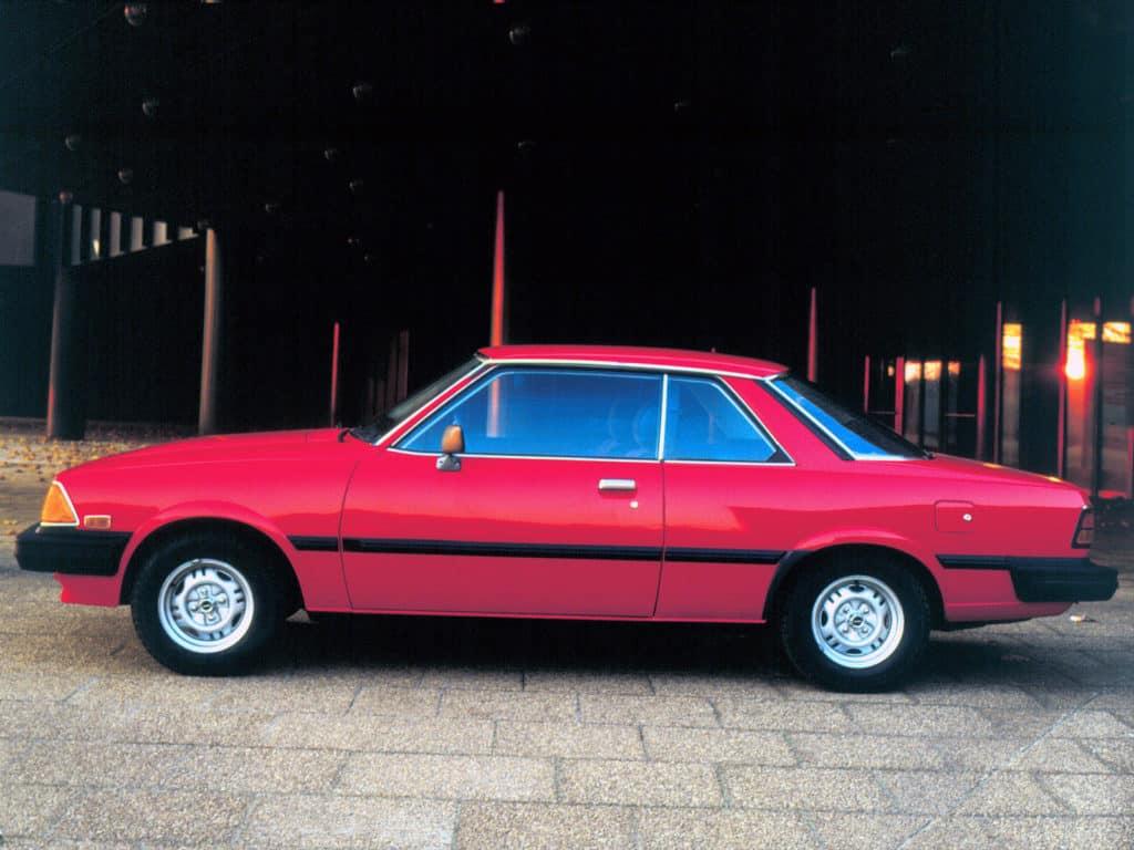 Mazda 626 I (CB) 1979 - 1982