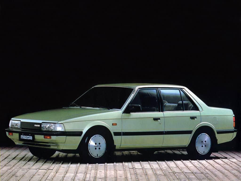 Mazda 626 II (GC) 1982 - 1987
