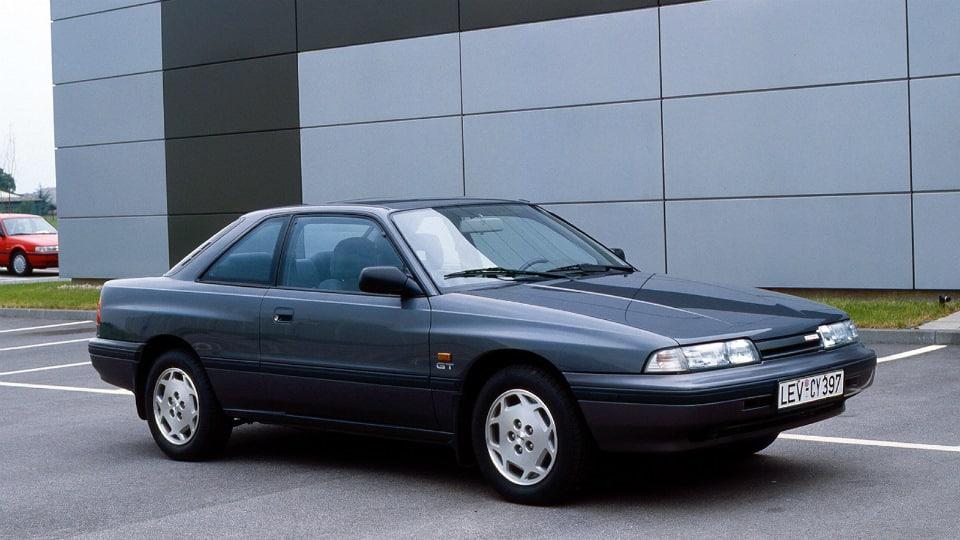 Mazda 626 III (GD) 1987 - 1996