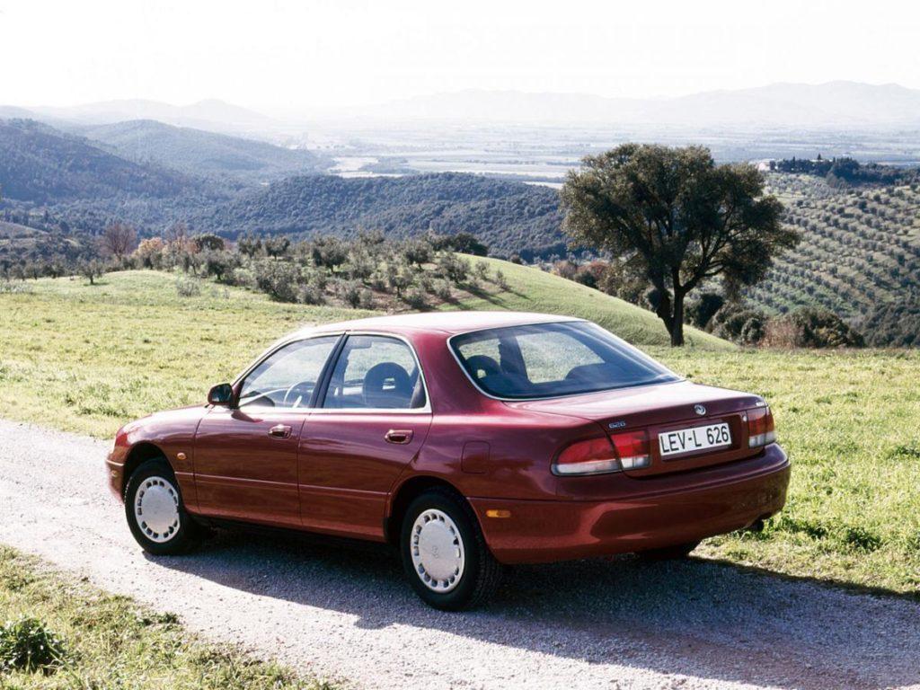 Mazda 626 IV (GE) 1996 - 1998